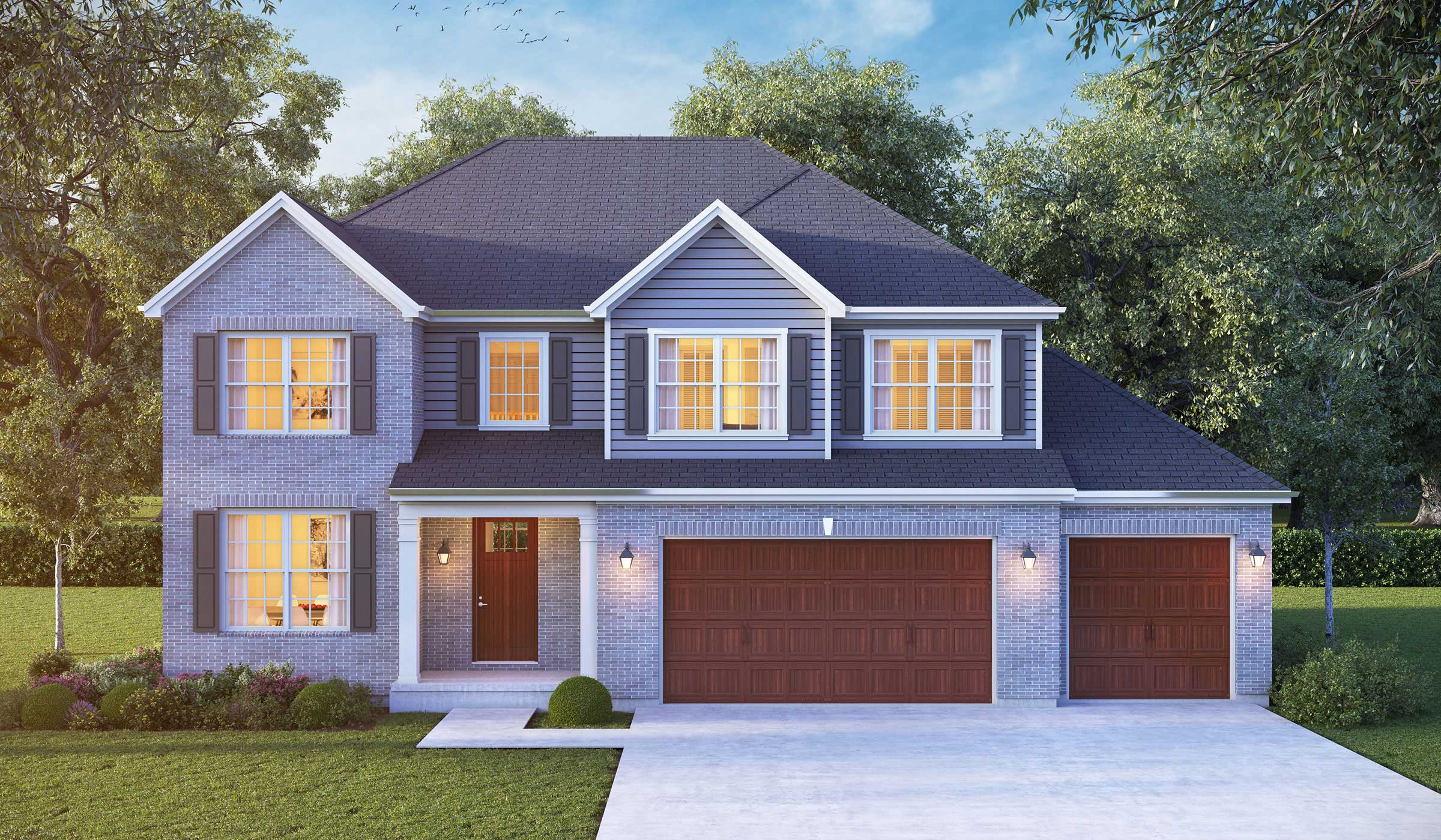 Sycamore Elevation D