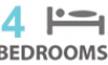 4Bedrooms